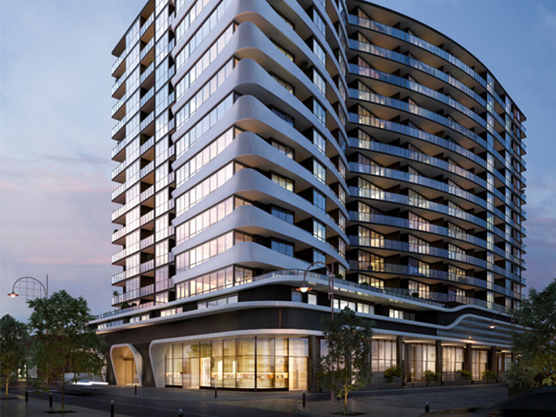 McIvor O'Sullivan Road Glen Waverley Render